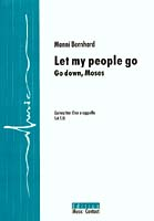 Let my people go (Go down, Moses) - Probepartitur zeigen