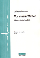 Vor einem Winter - Show sample score