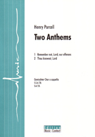 Two Anthems - Show sample score