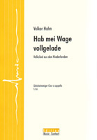 Hab mei Wage vollgelade - Show sample score